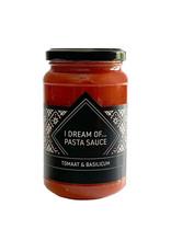 IDO tomaat & basilicum saus 350 gram