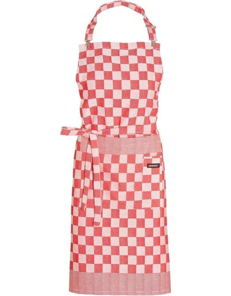 DDDDD schort barbeque 90x85 red