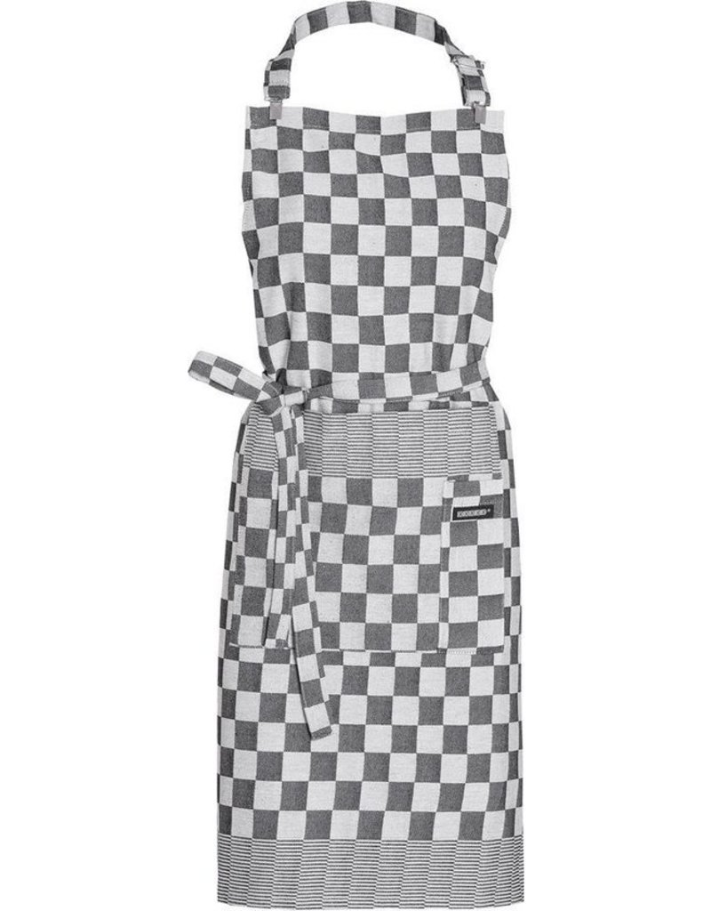 DDDDD schort barbeque 90x85 black