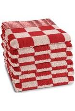 DDDDD keukendoek barbeque 50x55 red