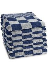 DDDDD keukendoek barbeque 50x55 blue