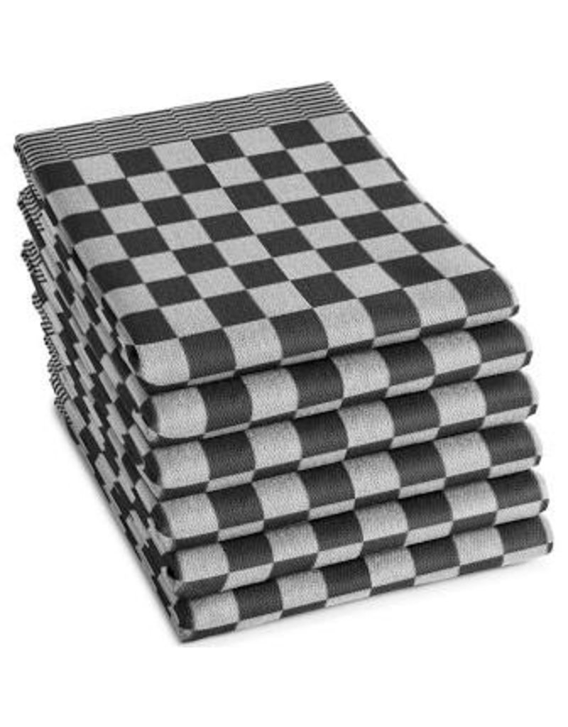 DDDDD theedoek barbeque black 65x65