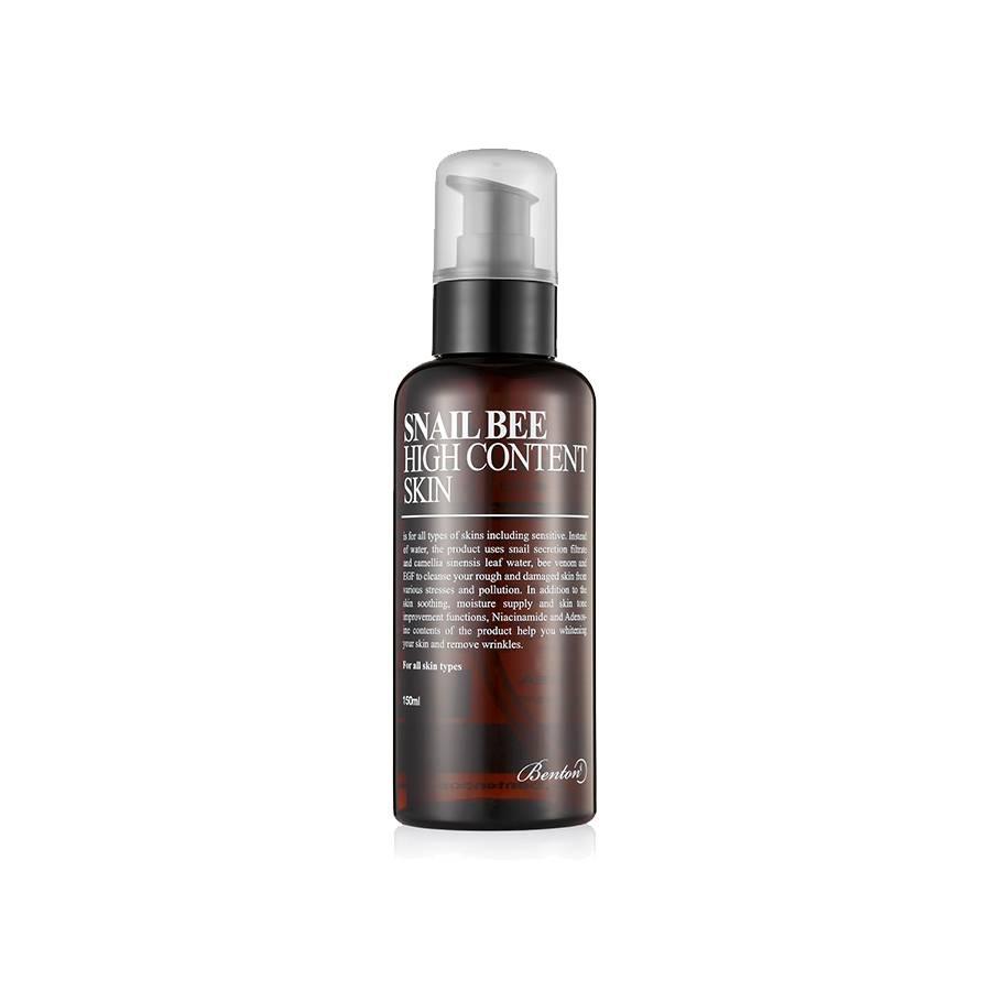 BENTON Snail Bee High Content Skin (Gesichtswasser) 150ml