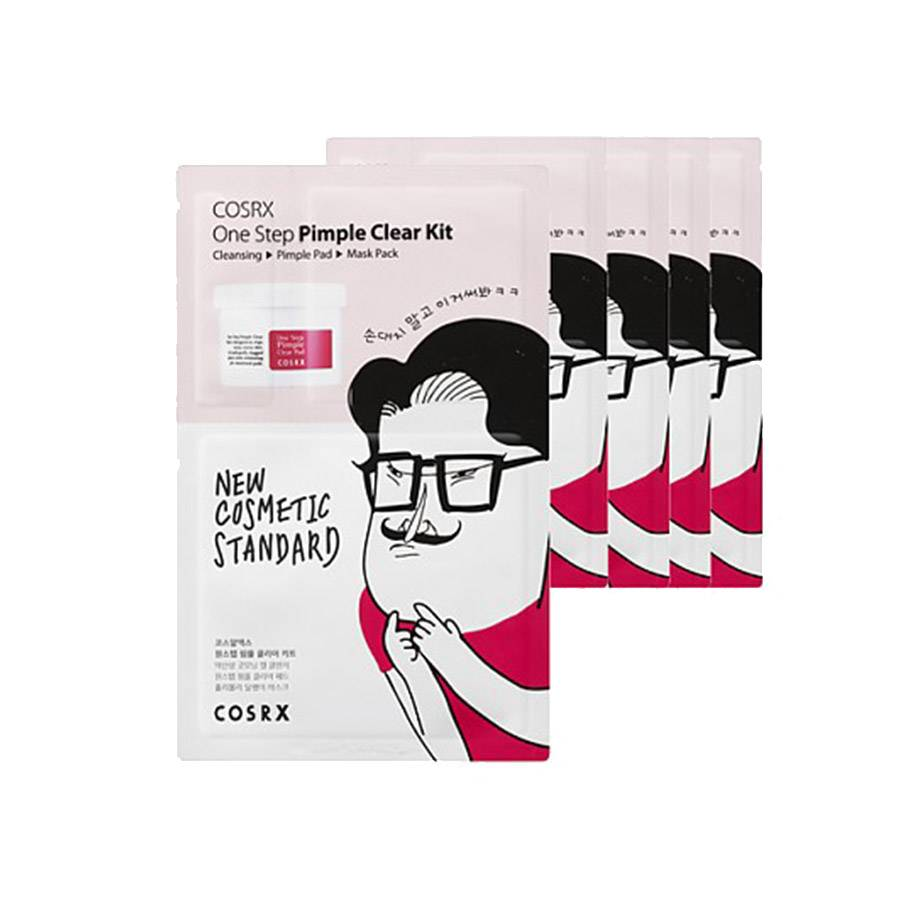 COSRX One Step Pimple Clear kit (1 Stück)