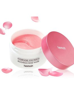 Heimish Bulgarian Rose Water Hydrogel Eye Patch (72 Stück)