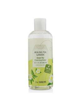 the SAEM Healing Tea Garden Green Tea Cleansing Water (300 ml)