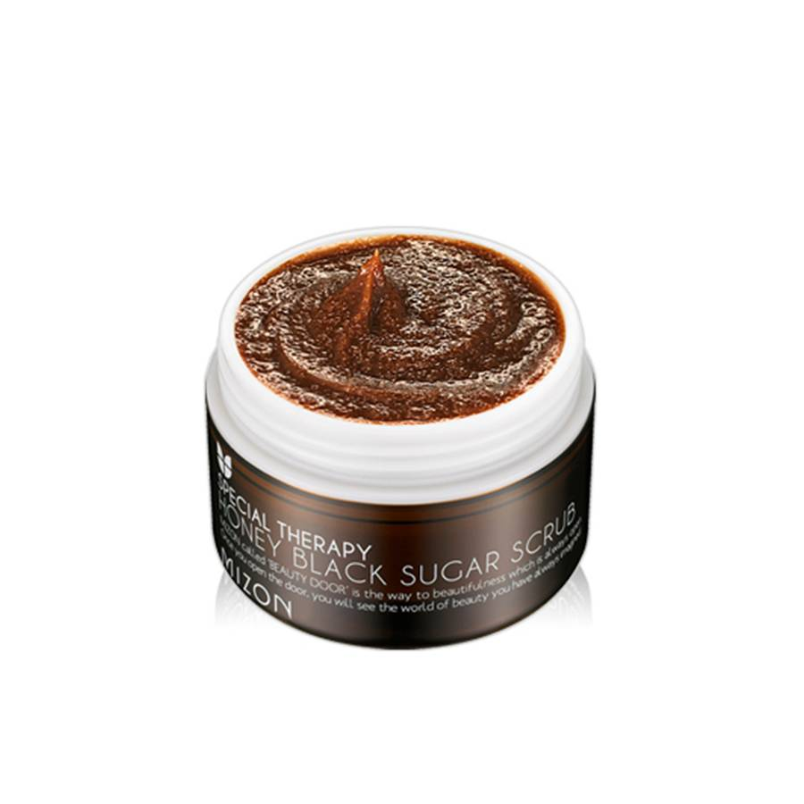 Mizon Honey Black Sugar Scrub  (90 g)