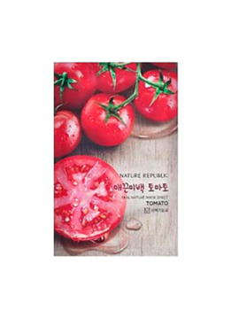 Nature Republic Real Natur Mask Sheet Tomato (Tuchmaske mit Tomate)