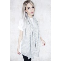 BASIC PRINT SOFT GREY - SJAAL