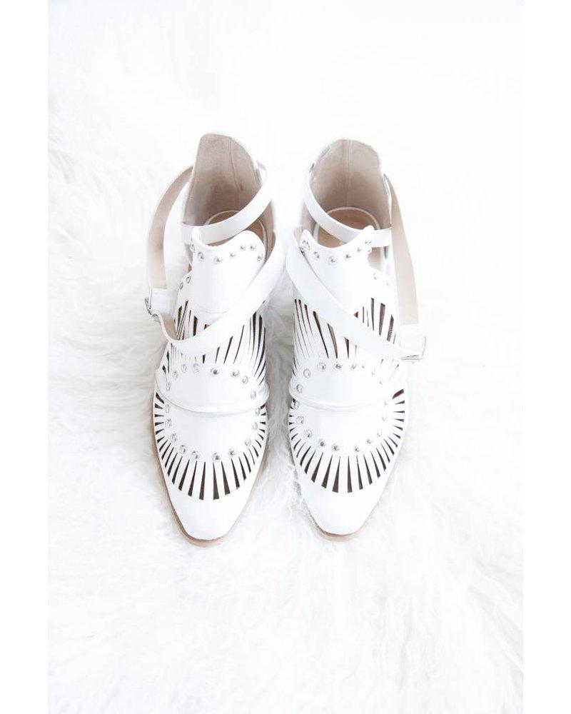 CHLOË WHITE - BOOTS