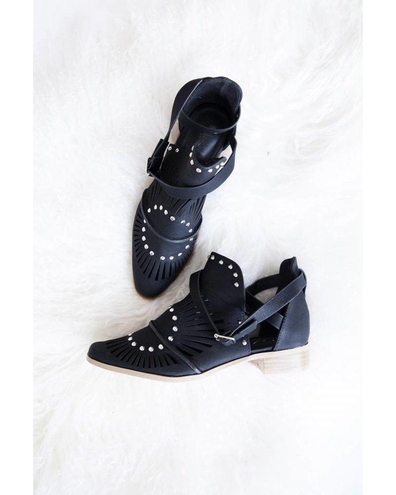 CHLOÃ‹ BLACK - BOOTS