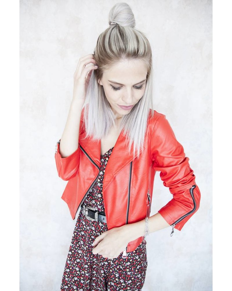 SKY RED - JACKET