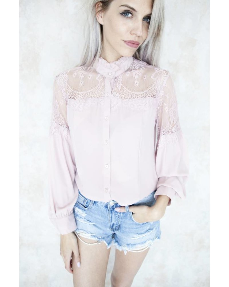 LOONA PINK - BLOUSE