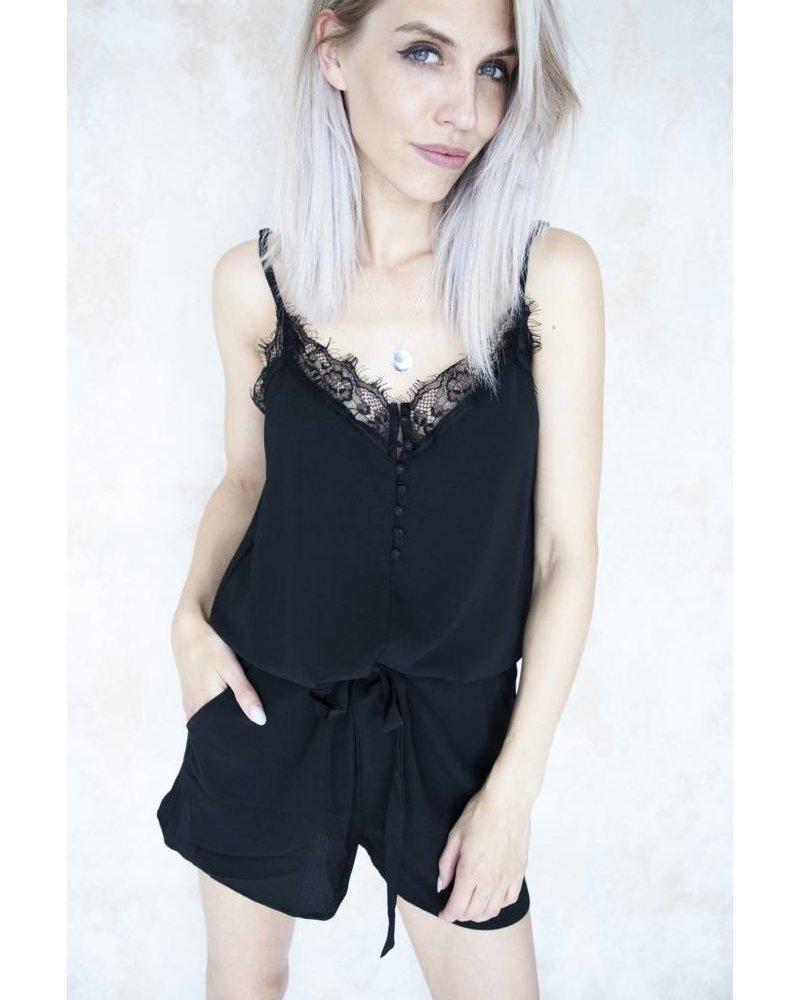 LILY BLACK - JUMPSUIT