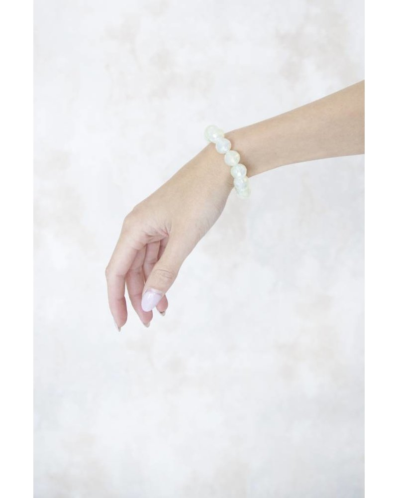 CECILLE BASIC CLEAR MINT - ARMBAND