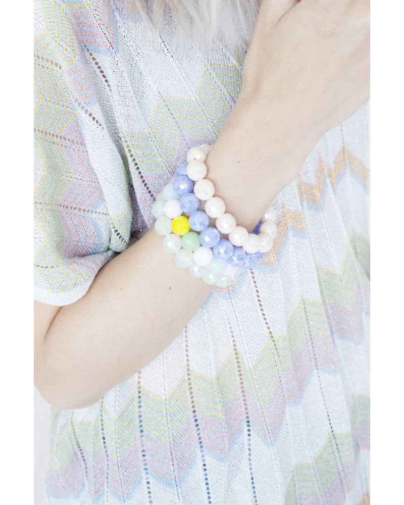 CECILLE BASIC PINK - ARMBAND