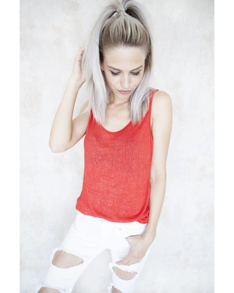CLEO RED - TOP