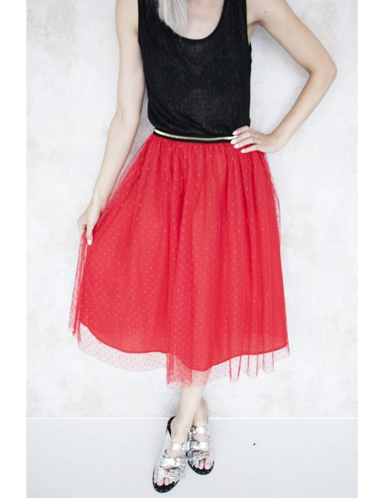 DREAMY TUTU RED