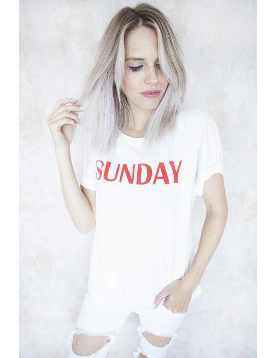 SUNDAY WHITE