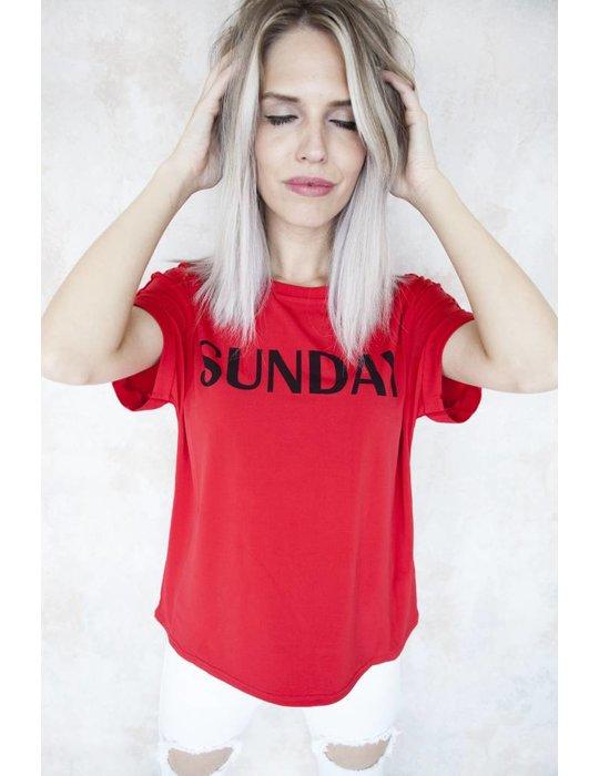 SUNDAY RED