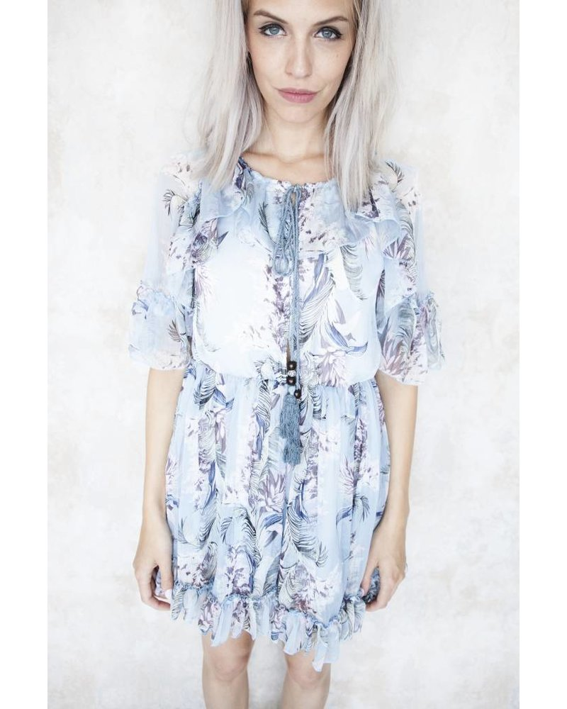 MADDY BLUE - JUMPSUIT