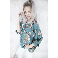 GAËLLE GREEN - BLOUSE