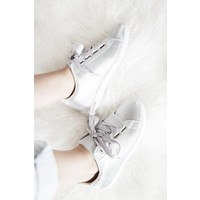 3D SILVER - SNEAKERS