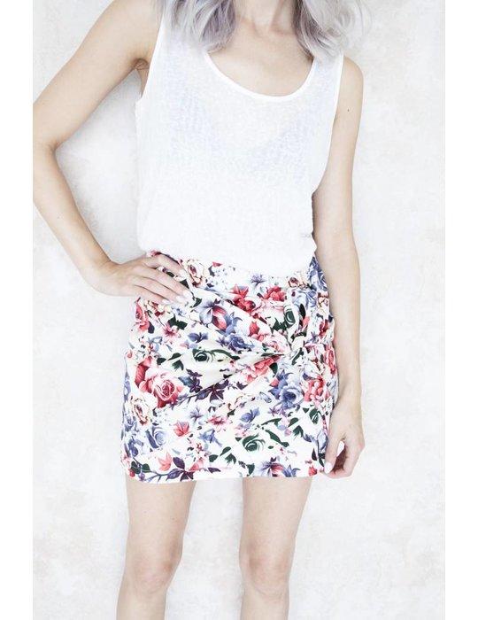 Elle Milla WILD FLOWERS WHITE