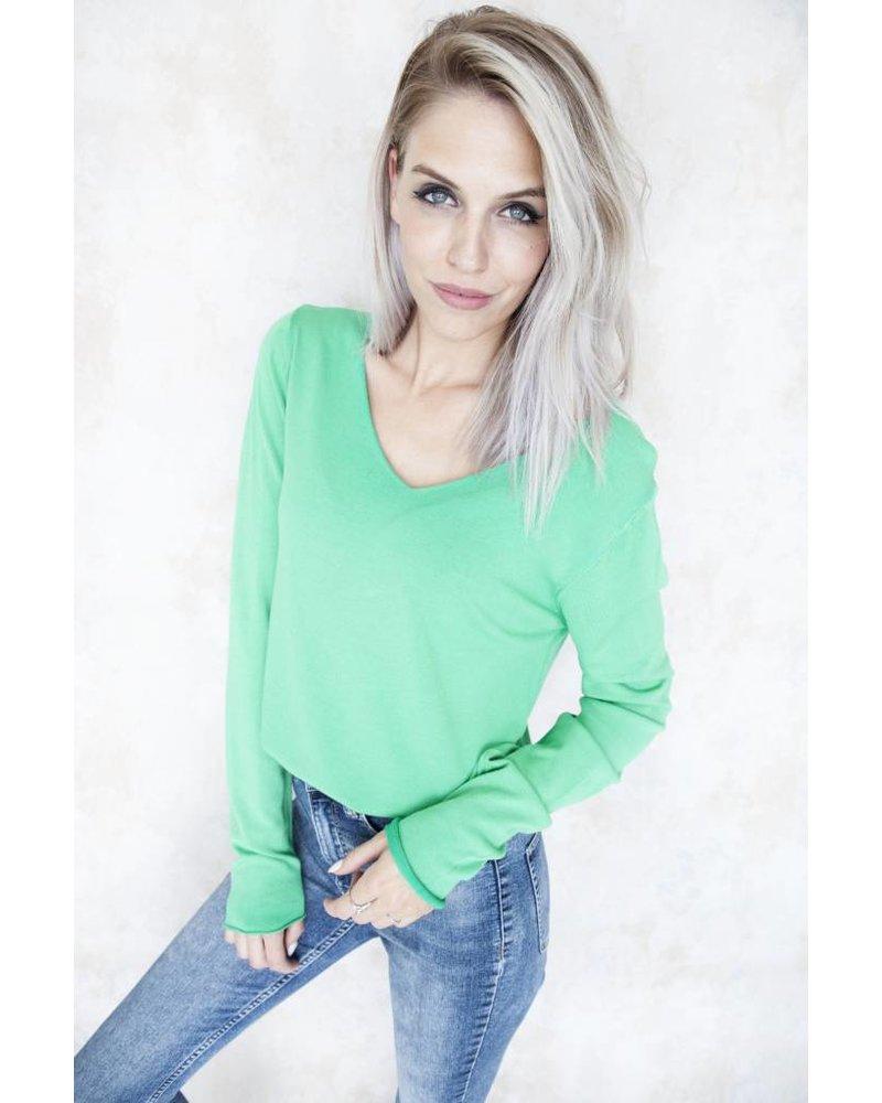 BASIC LINA GREEN - TRUI