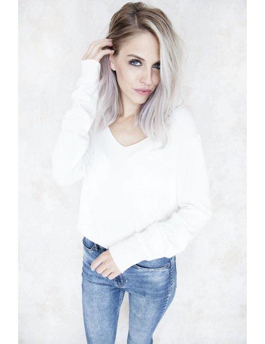 Elle Milla BASIC LINA WHITE