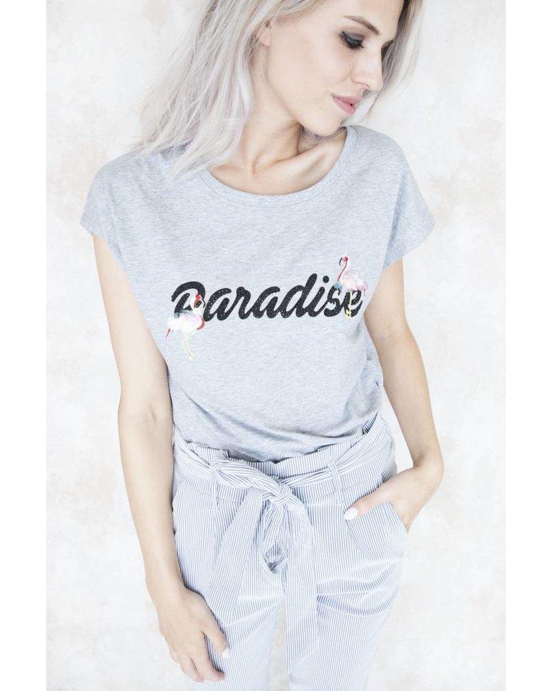 PARADISE GREY - T-SHIRT