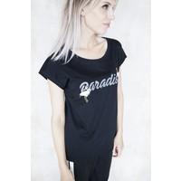 PARADISE BLACK - T-SHIRT