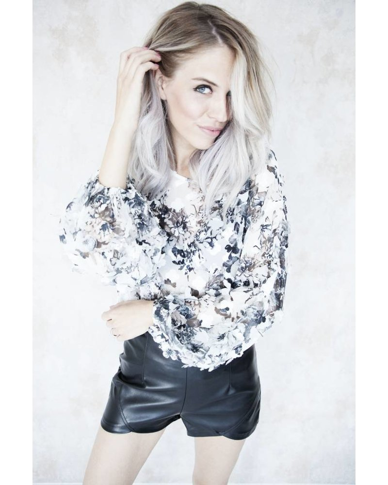 ASTER GREY - BLOUSE