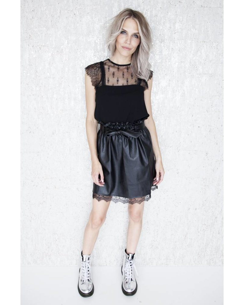 LINDA BLACK - BLOUSE