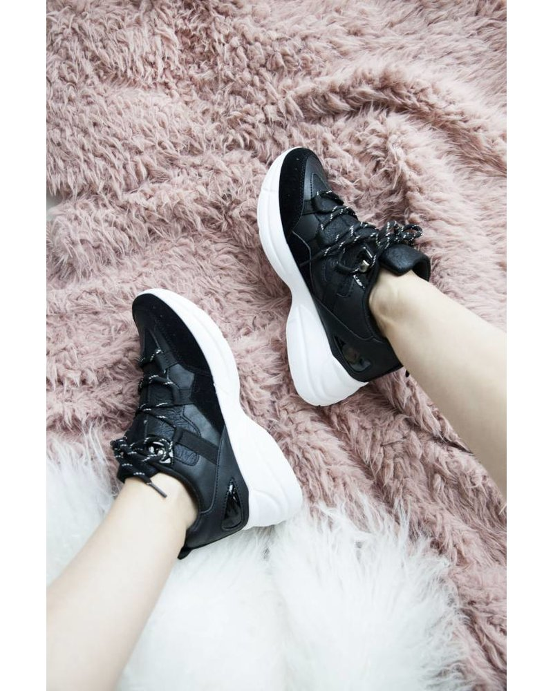 ESTHER BLACK - SNEAKERS