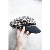 CHANTAL LEOPARD - CAP