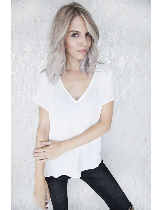 Elle Milla MISSY WHITE