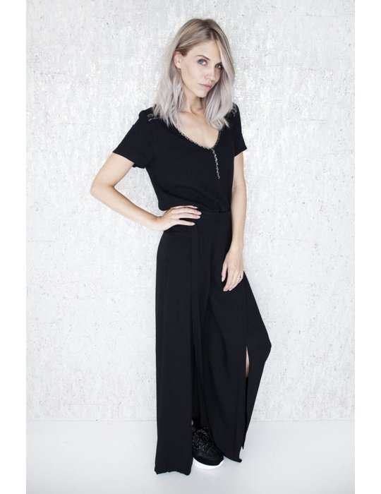 ellemilla OPEN UP BLACK