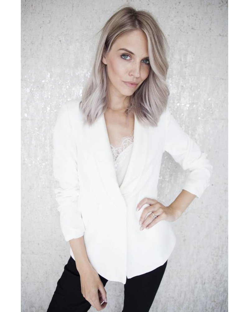 THE PERFECT WHITE - BLAZER