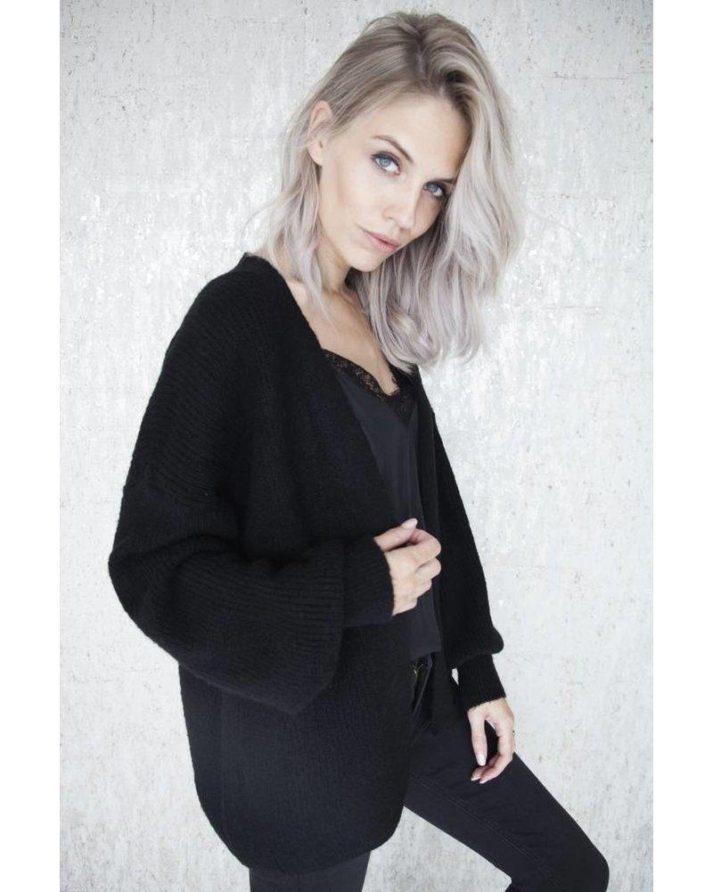SOFT JAMIE BLACK - GILET