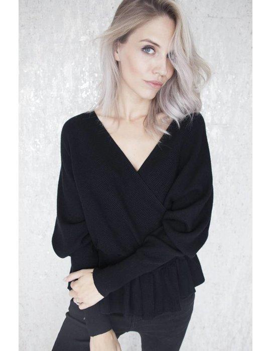 Elle Milla COZY MINA BLACK