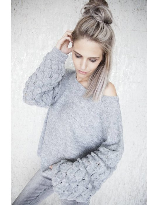 ellemilla CATHY WAVE GREY