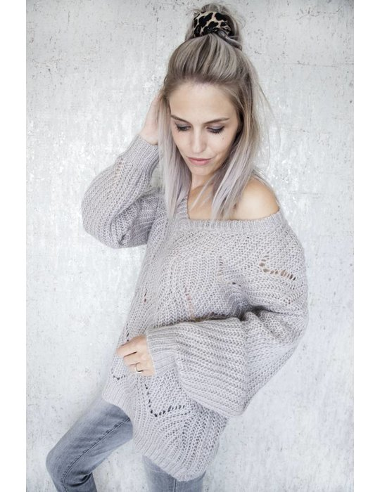 ellemilla MARIE KNIT GREY