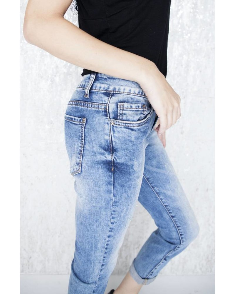 BASIC BUT PERFECT - JEANS