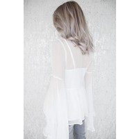 FAIRY WHITE - BLOUSE