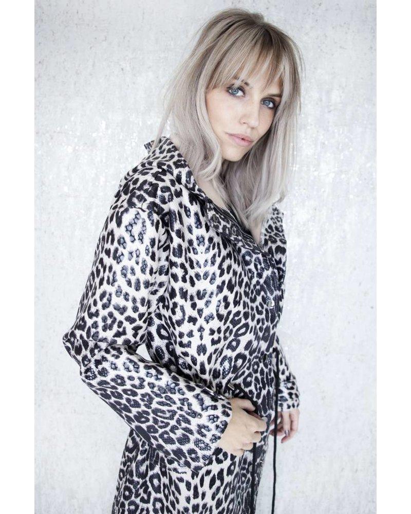 MAXI CHITA GREY - JACKET