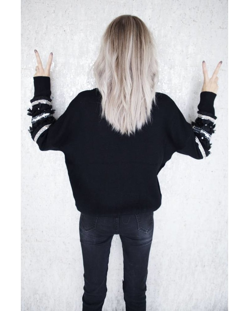 MILOU BLACK - SWEATER