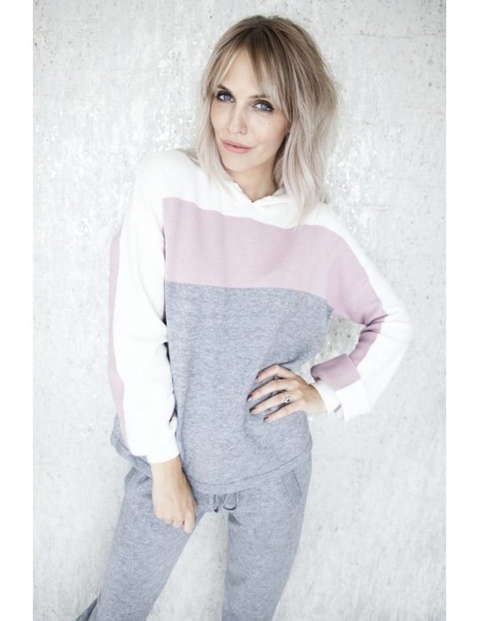 ellemilla COMFY ALL THE WAY GREY/PINK