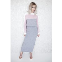 COMFY ALL DAY GREY/PINK - SET 2