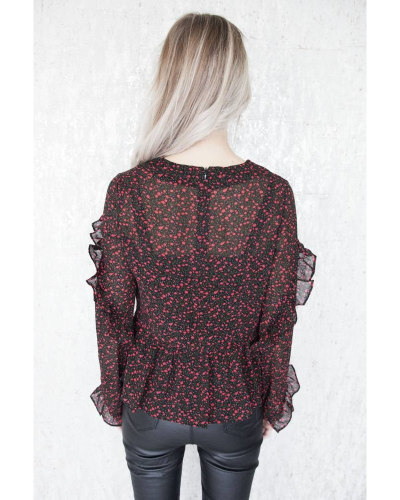 FLORA TOP - BLOUSE